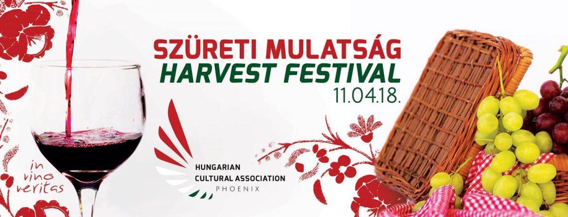 Szüreti Bál/ HarvestFestival