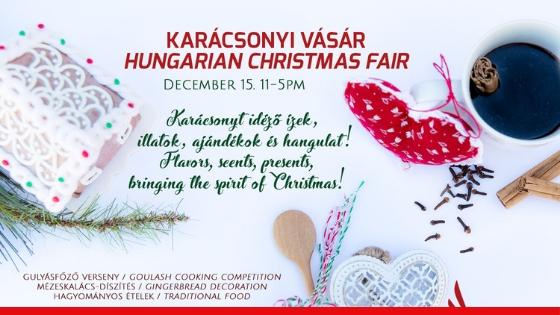 Karácsonyi Vásár/ Hungarian ChristmasFair