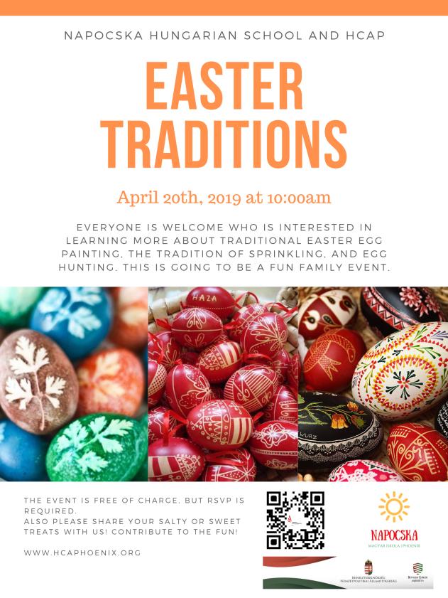 Easter Napocska